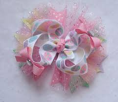 easter hair bows 1613 best hair bows and ribbon sculptures images on
