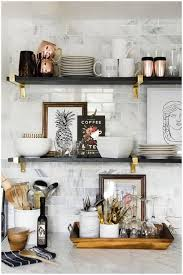 ideas for decorating kitchen walls marvellous kitchen shelf decor inspirations modern shelf storage