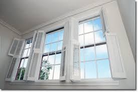 Traditional Interior Shutters Horizon Interior Plantation Shutters Installed On An Indoor Window