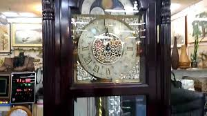 German Grandfather Clocks Germany New Grandfather Clock Youtube