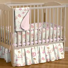Ballerina Crib Bedding Mini Crib Bedding Designs Ideas And Decors Mini Crib Vs