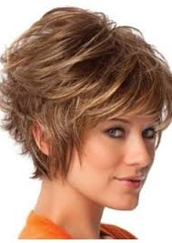 short sassy easy to care over 50 hair cuts short layered hairstyles for women my job pinterest