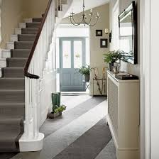 Decorating Hallways And Stairs Dramatic Floor Classic Entrance Halls 10 Best Housetohome Co