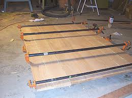 table top glue up have i just been lucky garage blog