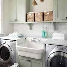 Laundry Room Decorations Small Laundry Room Ideas Dwellinggawker