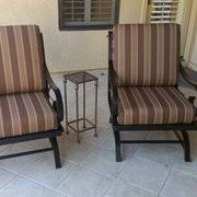 Patio Furniture Reupholstery by Patio Furniture Rescue 32 Photos Furniture Repair 17020 N