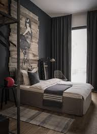best masculine bachelor bedroom design inspirations themsfly