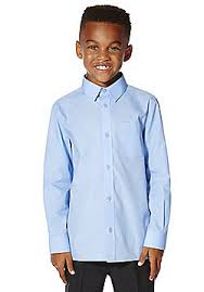 boys u0027 shirts boys u0027 checked u0026 casual shirts tesco