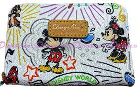 dizdude com disney dooney u0026 bourke sketch wallet dizdude u0027s webstore