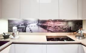 kitchen splashbacks ideas glass splashback contemporary kitchen contemporary kitchen