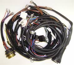 xke forward wiring harness