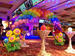 balloon decoration ideas for birthday party at home pleasing