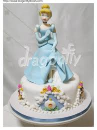 cinderella cake by dragonflydoces on deviantart
