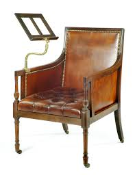 Library Chair Edwardian Library Chair English Formal Furniture The