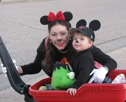 Minnie Mouse Halloween Costume Toddler Easy Diy Disney Mickey Minnie Mouse Costumes Foster2forever