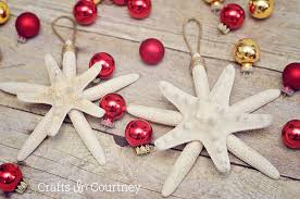 diy starfish ornaments getting beachy with
