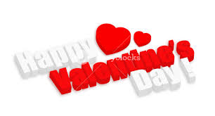 happy valentines day banner 3d happy s day banner royalty free stock image storyblocks