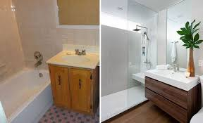 ideas for small bathrooms makeover 10 tips on small bathroom makeovers residential commercial