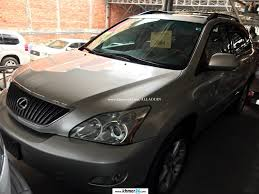 silver lexus lexus rx 330 2004 silver full optiin new arrival in phnom penh on