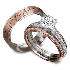 Engagement Ring And Wedding Band by Simon G Jewelry Designer Engagement Rings Bands And Sets