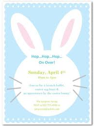 easter brunch invitations printable easter bunny invitation template