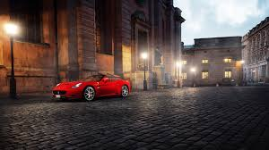 Ferrari California Old - car cabrio ferrari california ferrari sports car street