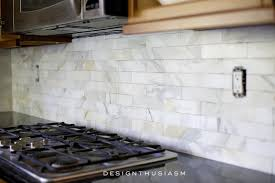 What Is A Backsplash In Kitchen Carrera Marble Countertop Tags Marble Backsplash In Kitchen