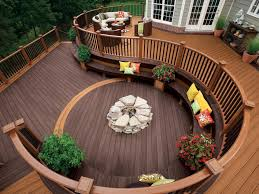 Fire Pit Diy Amp Ideas Diy Sexiest Fire Pits On Hgtv Com Fire Pit Area Composite Decking