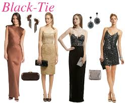 black tie attire black tie dress styling tips amanda ferri