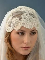 lace headwear wedding ideas головной убор weddbook