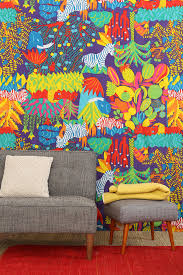 Wall Tapestry Urban Outfitters by Magical Thinking Wild Thing Glow In The Dark Tapestry Urban