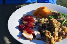 how to cook thanksgiving dinner on a cfire yes seriously