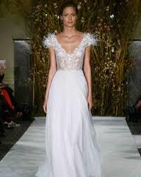 9 best wedding dress trends from bridal fashion week