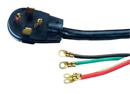 converting 3 wire dryer plug to 4 wire 4 wire dryer cord color