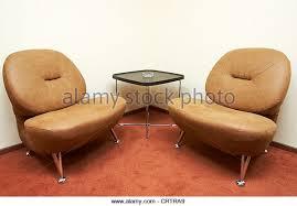 Stylish Armchairs Two Stylish Armchairs Interior Home Stock Photos U0026 Two Stylish