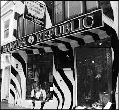 Banana Republic Home Decor Before Banana Republic Was Mainstream Fashion It Was A Weirdly