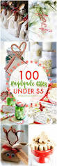 100 handmade gifts under five dollars super easy christmas