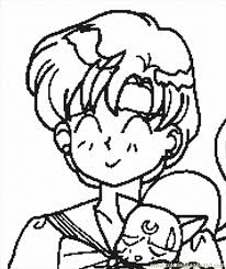 sailor moon coloring free sailor moon coloring pages