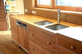 cuisine massif meuble cuisine bois cuisine massif caisson meuble cuisine bois brut