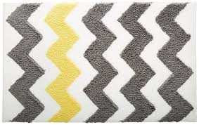 Gray And Yellow Bathroom by Yellow And Grey Bathroom Rugs Home