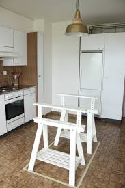 Kitchen Islands With Legs An Alternative Kitchen Island Ikea Hackers Ikea Hackers