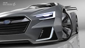 subaru viziv 2016 subaru viziv gt concept destined for the digital track gas 2
