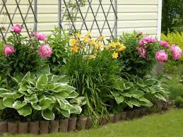 pretty flower garden ideas the incredible as well as lovely beautiful flower beds with regard