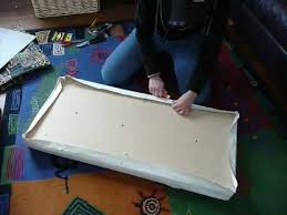 Boat Seat Upholstery Replacement How To Re Cover A Bench Seat Part 1 Youtube