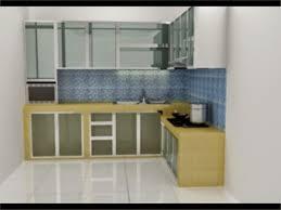 desain kitchen set minimalis modern contoh model kitchen set minimalis rumah minimalis web id