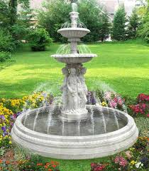 Backyard Water Fountain by Backyard Water Fountain Ideas Modest With Image Of Backyard Water