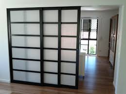 home design diy sliding door room divider ideas regarding 79