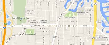 Deerfield Florida Map by Deerfield Beach Bicycle Accident Attorney U0026 Cyclist Local Guide