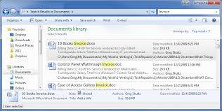 Windows Search Box - take advantage of search filters in windows explorer techrepublic