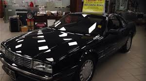 lexus canada autotrader find of the week brand new 1993 cadillac allante news